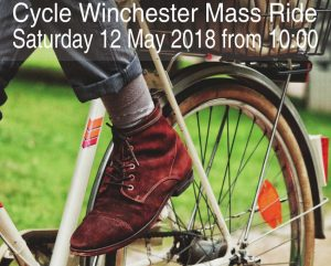 Mass Ride posters and flyers available
