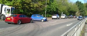 Make Badger Farm Road junctions safe and accessible for all