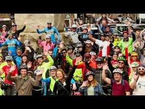 Great video of our mass ride in May