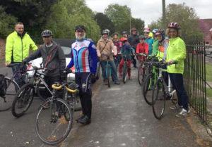 Highcliffe joins Mass Ride 4 on Oct 12