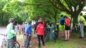 Mass Ride Route C: Badger Farm & Stanmore