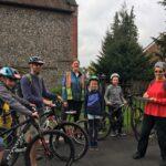 Mass Ride Route D: Highcliffe