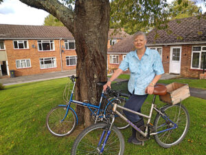 People Who Cycle in Winchester #3: Valerie