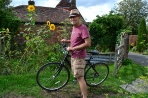 People Who Cycle in Winchester #6: Colin