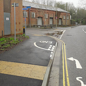 Bar End cycleway photo
