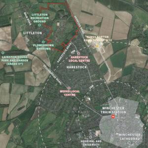Plan of Sir John Moore barracks proposal