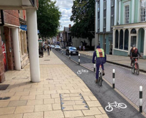Active Travel Fund consultation: Cycle Winchester recommends support