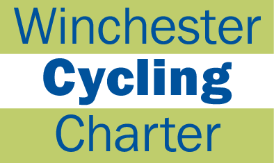 Winchester Cycling Charter banner